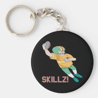Skillz Keychain