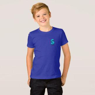 SkiM Blue t-shirt