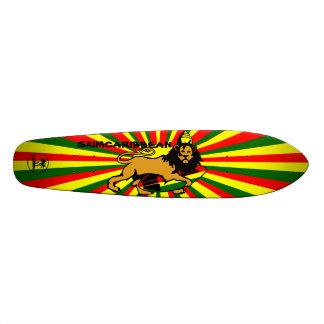 Skimcaribbean Lion cruiser Skateboard Deck