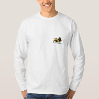 "Skimcaribbean ""Positive is how I Skim""  gear T-Shirt"