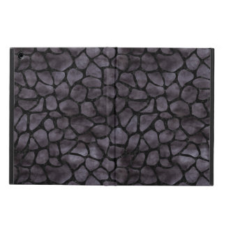 SKIN1 BLACK MARBLE & BLACK WATERCOLOR COVER FOR iPad AIR