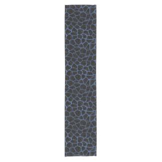 SKIN1 BLACK MARBLE & BLUE STONE (R) SHORT TABLE RUNNER