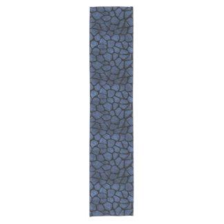 SKIN1 BLACK MARBLE & BLUE STONE SHORT TABLE RUNNER