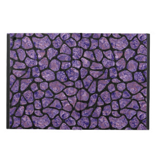 SKIN1 BLACK MARBLE & PURPLE MARBLE COVER FOR iPad AIR