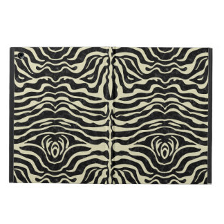 SKIN2 BLACK MARBLE & BEIGE LINEN COVER FOR iPad AIR