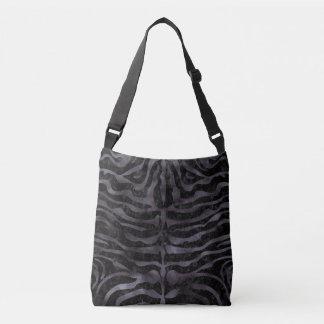 SKIN2 BLACK MARBLE & BLACK WATERCOLOR CROSSBODY BAG