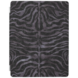 SKIN2 BLACK MARBLE & BLACK WATERCOLOR iPad COVER