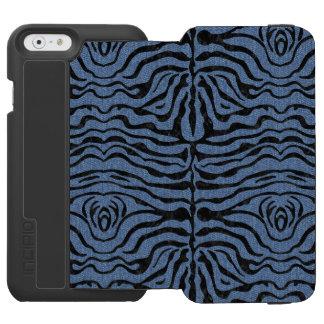 SKIN2 BLACK MARBLE & BLUE DENIM (R) INCIPIO WATSON™ iPhone 6 WALLET CASE