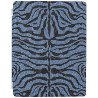 SKIN2 BLACK MARBLE & BLUE DENIM (R) iPad COVER