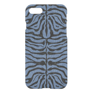 SKIN2 BLACK MARBLE & BLUE DENIM (R) iPhone 8/7 CASE