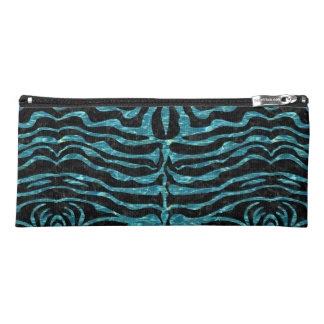 SKIN2 BLACK MARBLE & BLUE-GREEN WATER PENCIL CASE