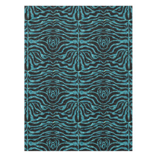 SKIN2 BLACK MARBLE & BLUE-GREEN WATER TABLECLOTH