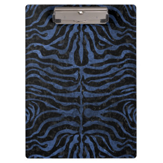 SKIN2 BLACK MARBLE & BLUE STONE CLIPBOARD