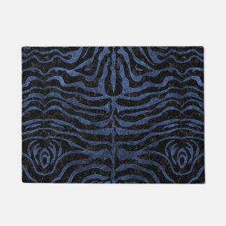 SKIN2 BLACK MARBLE & BLUE STONE DOORMAT