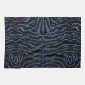 SKIN2 BLACK MARBLE & BLUE STONE KITCHEN TOWEL