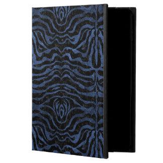 SKIN2 BLACK MARBLE & BLUE STONE POWIS iPad AIR 2 CASE