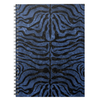 SKIN2 BLACK MARBLE & BLUE STONE (R) NOTEBOOK