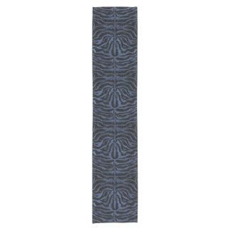 SKIN2 BLACK MARBLE & BLUE STONE SHORT TABLE RUNNER