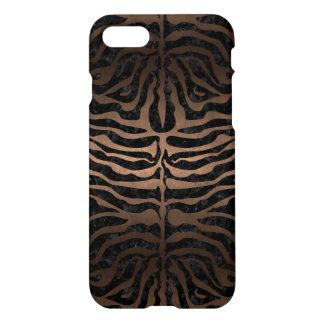 SKIN2 BLACK MARBLE & BRONZE METAL iPhone 8/7 CASE