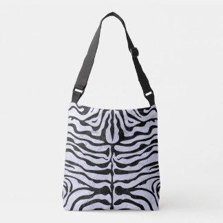 SKIN2 BLACK MARBLE & WHITE MARBLE (R) CROSSBODY BAG