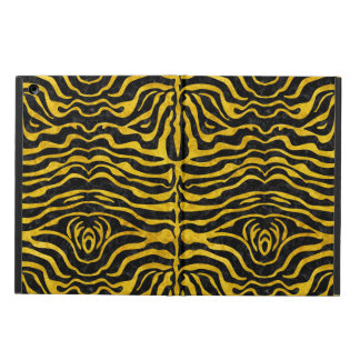 SKIN2 BLACK MARBLE & YELLOW MARBLE iPad AIR CASE