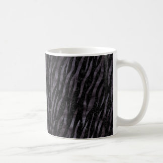 SKIN3 BLACK MARBLE & BLACK WATERCOLOR COFFEE MUG