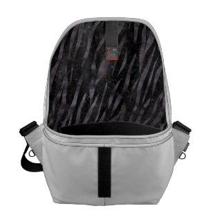SKIN3 BLACK MARBLE & BLACK WATERCOLOR COMMUTER BAG