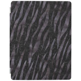 SKIN3 BLACK MARBLE & BLACK WATERCOLOR iPad COVER