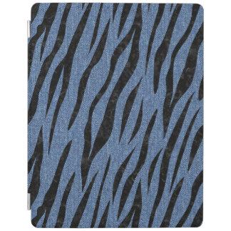 SKIN3 BLACK MARBLE & BLUE DENIM (R) iPad COVER