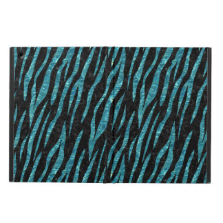 SKIN3 BLACK MARBLE & BLUE-GREEN WATER COVER FOR iPad AIR