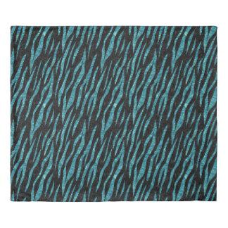 SKIN3 BLACK MARBLE & BLUE-GREEN WATER DUVET COVER