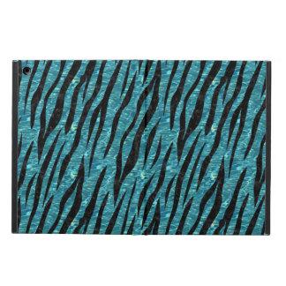 SKIN3 BLACK MARBLE & BLUE-GREEN WATER (R) iPad AIR CASE