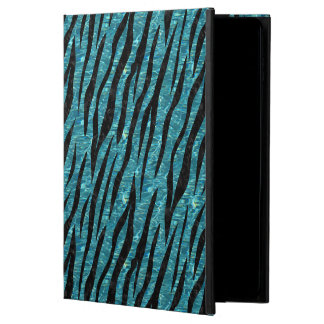 SKIN3 BLACK MARBLE & BLUE-GREEN WATER (R) POWIS iPad AIR 2 CASE