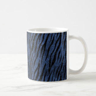 SKIN3 BLACK MARBLE & BLUE STONE (R) COFFEE MUG