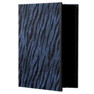 SKIN3 BLACK MARBLE & BLUE STONE (R) POWIS iPad AIR 2 CASE