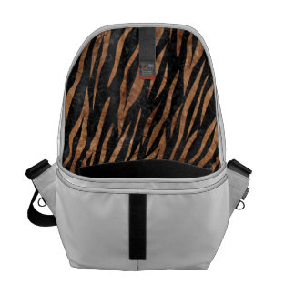 SKIN3 BLACK MARBLE & BROWN STONE MESSENGER BAGS