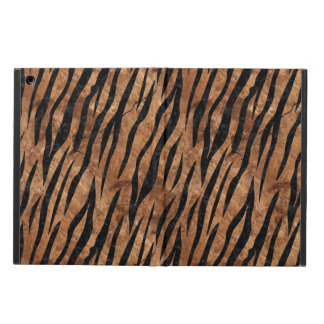 SKIN3 BLACK MARBLE & BROWN STONE (R) CASE FOR iPad AIR