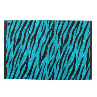 SKIN3 BLACK MARBLE & TURQUOISE MARBLE (R) iPad AIR CASE
