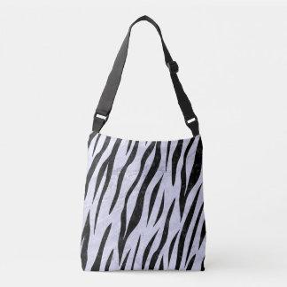 SKIN3 BLACK MARBLE & WHITE MARBLE (R) CROSSBODY BAG