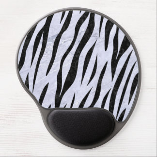 SKIN3 BLACK MARBLE & WHITE MARBLE (R) GEL MOUSE PAD