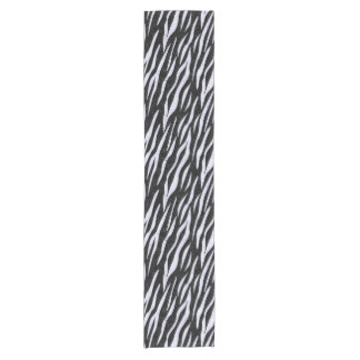 SKIN3 BLACK MARBLE & WHITE MARBLE SHORT TABLE RUNNER