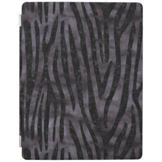 SKIN4 BLACK MARBLE & BLACK WATERCOLOR iPad COVER
