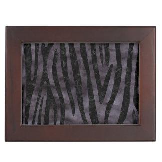 SKIN4 BLACK MARBLE & BLACK WATERCOLOR KEEPSAKE BOX
