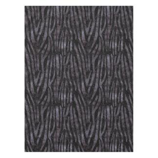 SKIN4 BLACK MARBLE & BLACK WATERCOLOR (R) TABLECLOTH