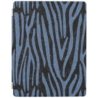 SKIN4 BLACK MARBLE & BLUE DENIM (R) iPad COVER