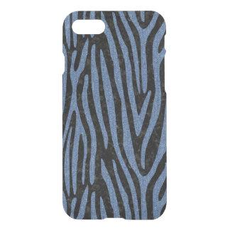 SKIN4 BLACK MARBLE & BLUE DENIM (R) iPhone 8/7 CASE