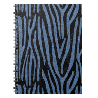 SKIN4 BLACK MARBLE & BLUE DENIM (R) NOTEBOOKS