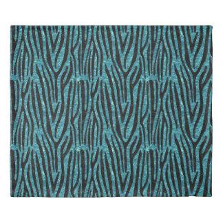 SKIN4 BLACK MARBLE & BLUE-GREEN WATER DUVET COVER