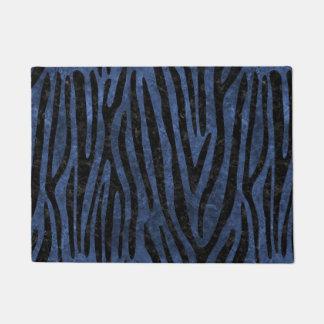 SKIN4 BLACK MARBLE & BLUE STONE DOORMAT