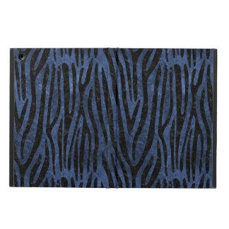 SKIN4 BLACK MARBLE & BLUE STONE iPad AIR CASE